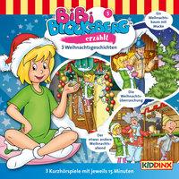 Bibi Blocksberg erzählt: Weihnachtsgeschichten - Klaus-Peter Weigand