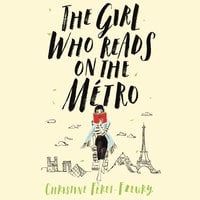 The Girl Who Reads on the Métro - Christine Féret-Fleury