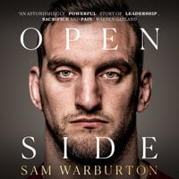 Open Side: The Official Autobiography - Sam Warburton