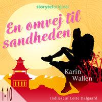 En omvej til sandheden - Karin Wallén