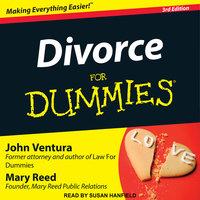 Divorce for Dummies - Mary Reed, John Ventura