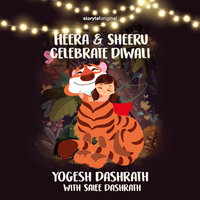 Heera and Sheeru Celebrate Diwali - Yogesh Dashrath