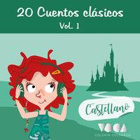 20 Cuentos clásicos (vol. 1) - Charles Perrault,Oscar Wilde,Hans Christian Andersen,Joseph Jacobs,Jeanne-Marie Leprince de Beaumont,Hermanos Grimm
