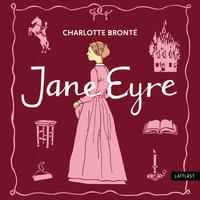 Jane Eyre / Lättläst - Charlotte Brontë