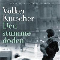 Den stumme døden - Del 8 - Volker Kutscher