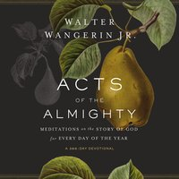 Acts of the Almighty: Meditations on the Story of God for Every Day of the Year - Walter Wangerin Jr.
