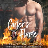 Carter's Flame - Tiffany Patterson