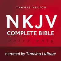 Voice Only Audio Bible: New King James Version, NKJV – Complete Bible - Thomas Thomas Nelson
