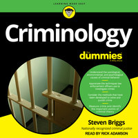 Criminology for Dummies - Steven Briggs