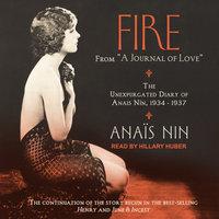 Fire - Anaïs Nin