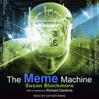 The Meme Machine - Susan Blackmore