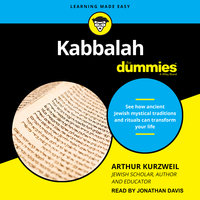 Kabbalah For Dummies - Arthur Kurzweil