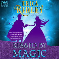 Kissed by Magic - Erica Ridley