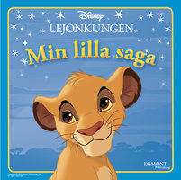 Min lilla saga Lejonkungen - Disney