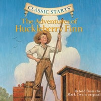 The Adventures of Huckleberry Finn - Mark Twain,Oliver Ho