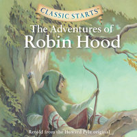 The Adventures of Robin Hood - Howard Pyle, John Burrows