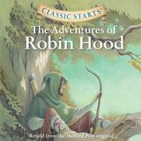 The Adventures of Robin Hood - Howard Pyle, John Burrows