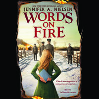 Words on Fire - Jennifer A. Nielsen