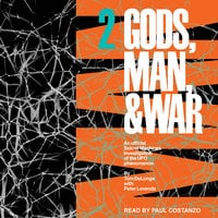 Sekret Machines: Man – Gods, Man & War, Book 2 - Tom DeLonge, Peter Levenda