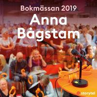 Bokmässan 2019 Anna Bågstam - Storytel på Bokmässan 2019