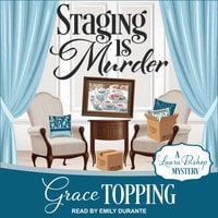 Staging is Murder - Grace Topping