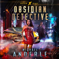 Obsidian Detective - Michael Anderle
