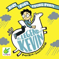 The Legend of Kevin - Philip Reeve, Sarah McIntyre