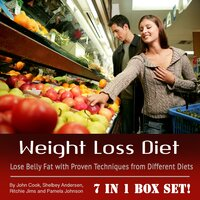 Weight Loss Diet - John Cook, Pamela Johnson, Ritchie Jims, Shelbey Andersen