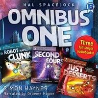 Hal Spacejock Omnibus One - Simon Haynes