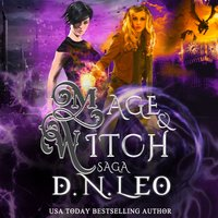 Mage and Witch Saga - D.N. Leo