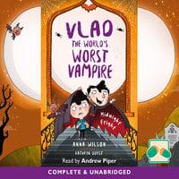 Vlad - The World's Worst Vampire: Midnight Fright - Anna Wilson