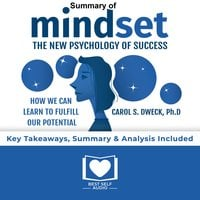 Mindset by Carol S. Dweck - Best Self Audio