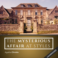 Mysterious Affair at Styles - Agatha Christie