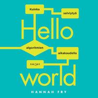 Hello world - Hannah Fry