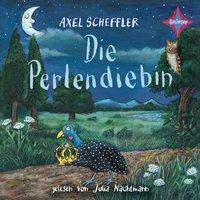 Die Perlendiebin - Axel Scheffler, Rosa Scheffler