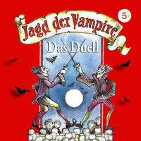 Jagd der Vampire - Folge 5: Das Duell - Hans-Joachim Herwald