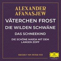 Väterchen Frost / Die wilden Schwäne / Das Schneekind / Die schöne Marja mit dem langen Zopf - Alexander Afanasjew