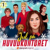 Jul på Huvudkontoret - Lucka 1 - Gunnar Svensén