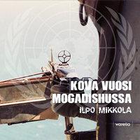 Kova vuosi Mogadishussa - Aikani siellä 18.7.1993−23.9.1994