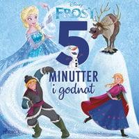 Fem minutter i godnat - Frost - Disney