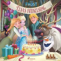 Frost - Elsas fødselsdag - Disney