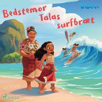 Vaiana - Bedstemor Talas surfbræt - Disney