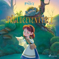 Frost - Troldeeventyret - Disney