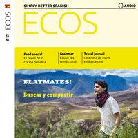 Spanish audio learning - Flatmates - Spotlight Verlag