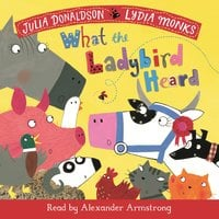 What the Ladybird Heard - Julia Donaldson