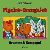 Pigejob-drengejob - Rina Dahlerup