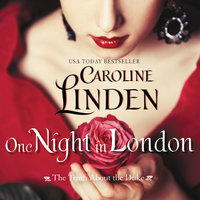 One Night in London: The Truth About the Duke - Caroline Linden