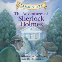 The Adventures of Sherlock Holmes - Arthur Conan Doyle, Chris Sasaki