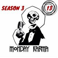 #3.13: Бабак Анвари («Раны» и «В тени») - Monday Karma