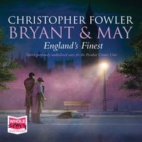 England's Finest - Christopher Fowler